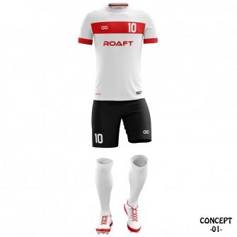 Turkey 2012-13 Soccer Team Jersey