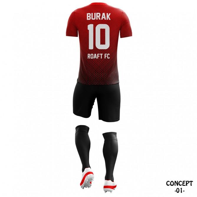 Turkey 2016-17 Soccer Team Jersey
