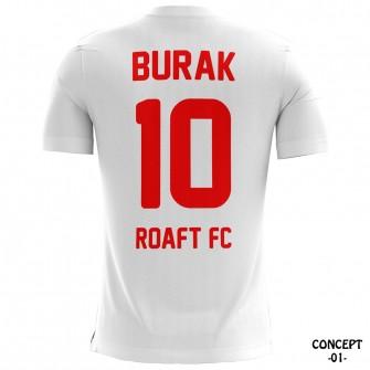 Türkiye 2018-19 Soccer Jersey
