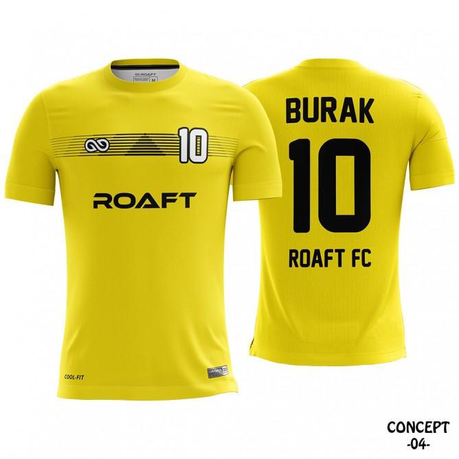 Turkey 2018-19 Soccer Jersey
