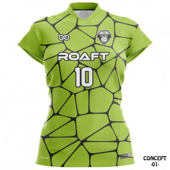 Turtle Volleyball Jersey