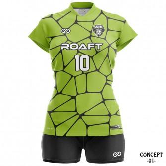 Turtle Volleyball Team Jersey